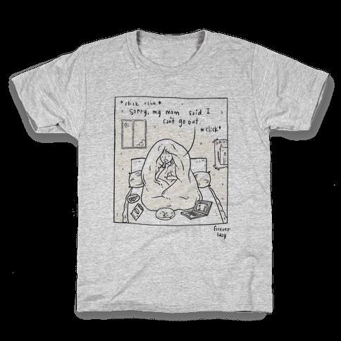 Forever Lazy Kids T-Shirt