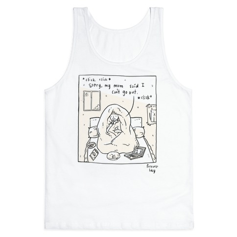 Forever Lazy Tank Top