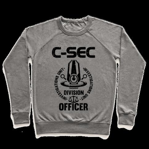 C-SEC Investigations Unit Pullover