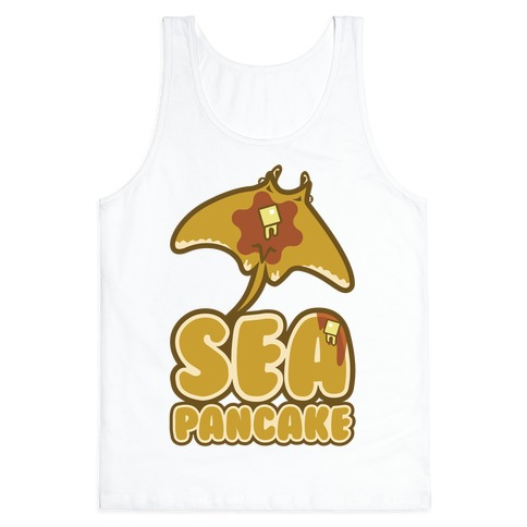 Sea Pancake Tank Top