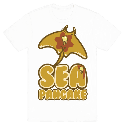 Sea Pancake Mens T-Shirt