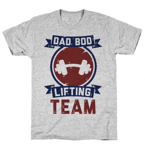 Dad Bod Lifting Team