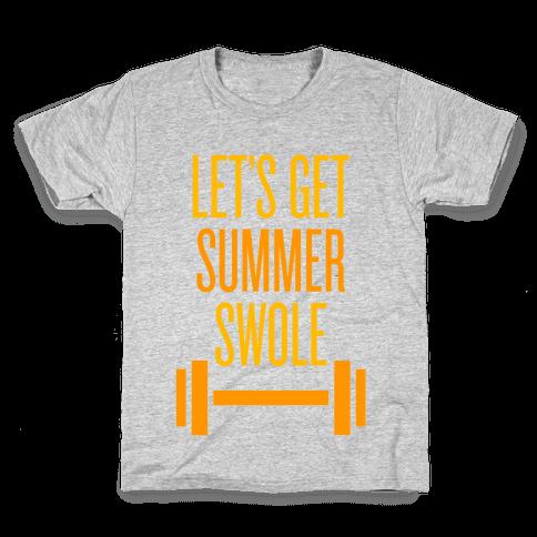 Summer Swole Kids T-Shirt
