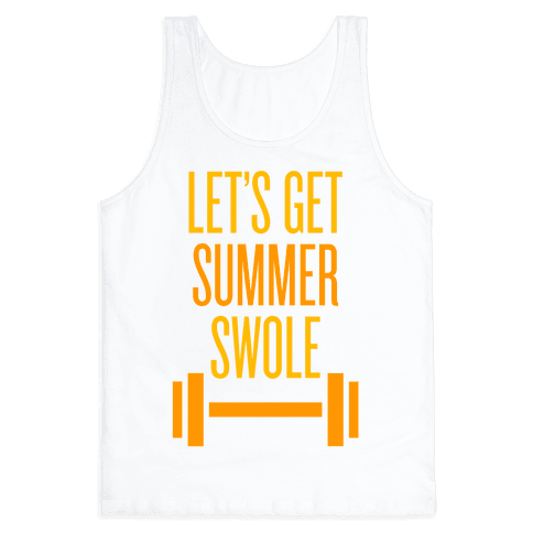 Summer Swole Tank Top