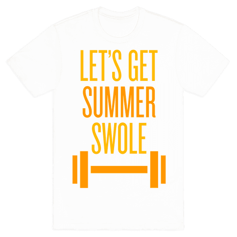 Summer Swole Mens T-Shirt