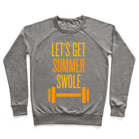 Summer Swole Pullover