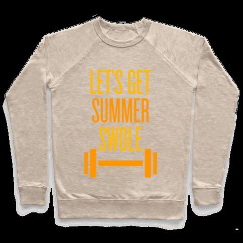 Summer Swole Pullover