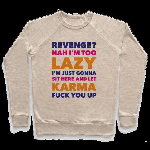 Revenge Pullover