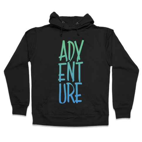 Adventure Hooded Sweatshirt