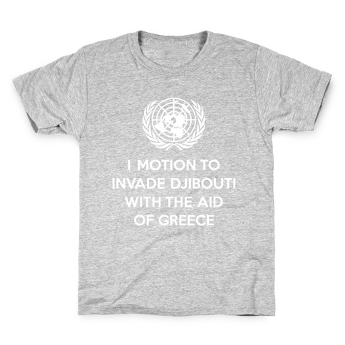 Perverted United Nations Kids T-Shirt