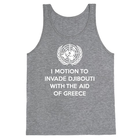 Perverted United Nations Tank Top