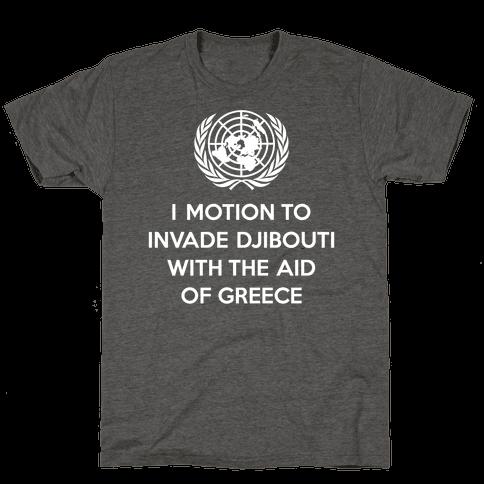 Perverted United Nations