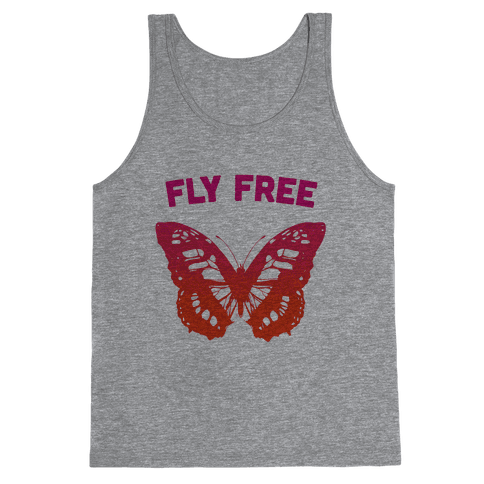Fly Free Tank Top