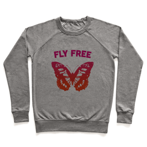 Fly Free Pullover