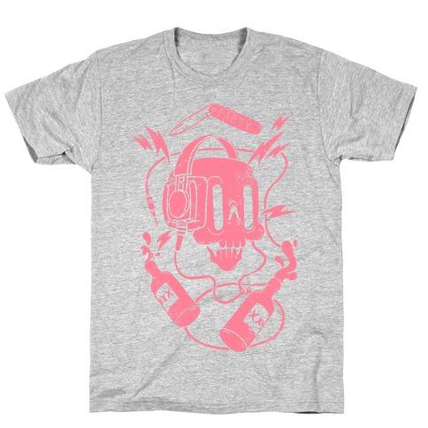 Party Skull T-Shirt