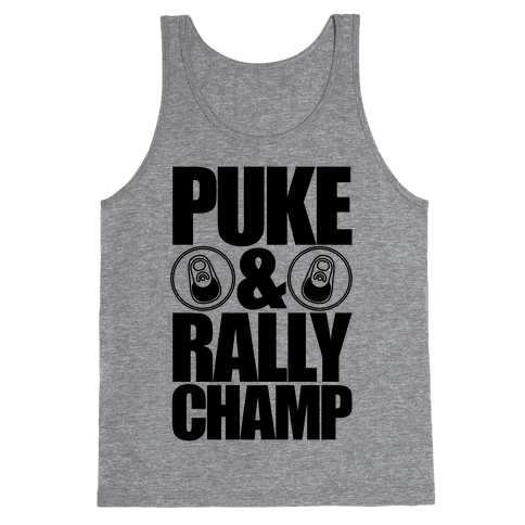 Puke And Rally Champ