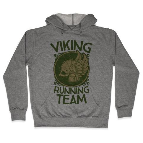 Viking Running Team Hooded Sweatshirt