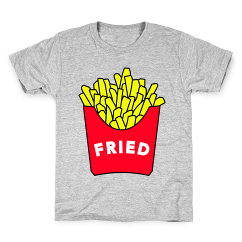 FEELING FRIED Kids T-Shirt