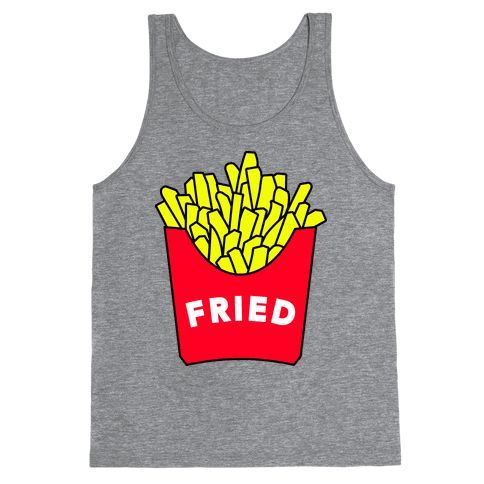 FEELING FRIED Tank Top