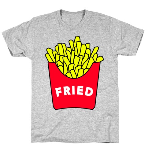 FEELING FRIED Mens T-Shirt