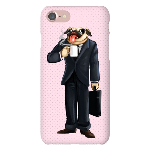 Professional Pug Phone Case