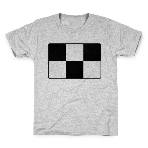 Yume Nikki Sweater Pattern Kids T-Shirt