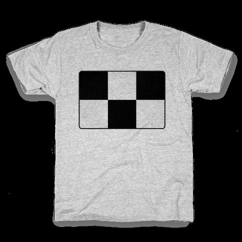 Yume Nikki Sweater Pattern Kids T-Shirt