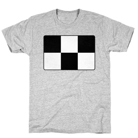 Yume Nikki Sweater Pattern Mens T-Shirt