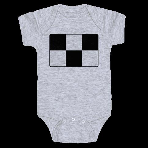 Yume Nikki Sweater Pattern Baby Onesy
