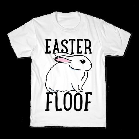 Easter Floof Kids T-Shirt