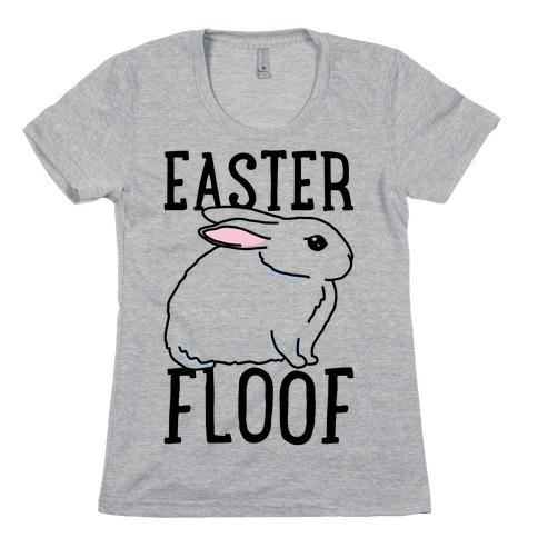 Easter Floof Womens T-Shirt