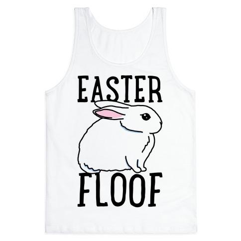 Easter Floof Tank Top
