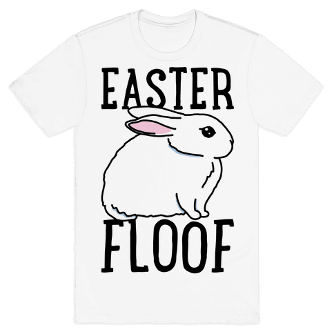Easter Floof Mens T-Shirt