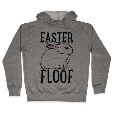 Easter Floof Hooded Sweatshirt