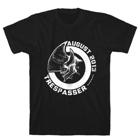 Rim: Trespasser Mens T-Shirt