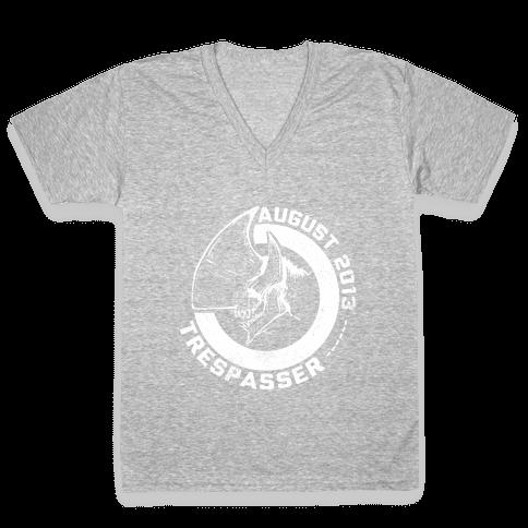 Rim: Trespasser V-Neck Tee Shirt