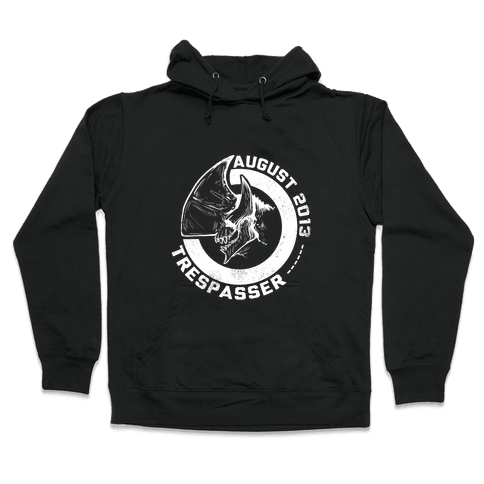 Rim: Trespasser Hooded Sweatshirt