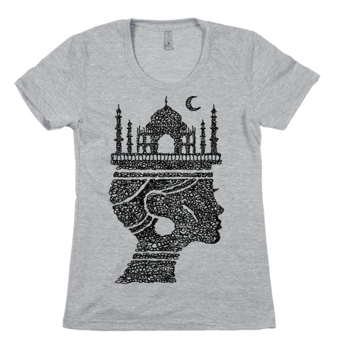 Taj Madame Womens T-Shirt