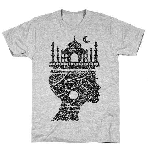 Taj Madame Mens T-Shirt