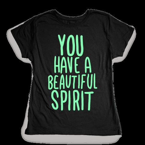 Beautiful Spirit Womens T-Shirt