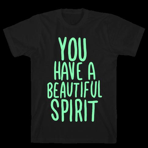 Beautiful Spirit Mens T-Shirt