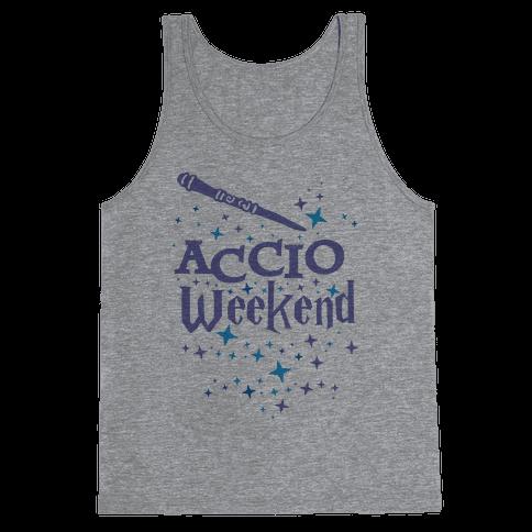 Accio Weekend! Tank Top