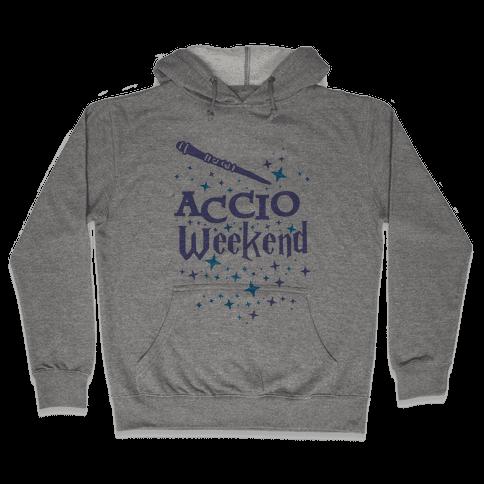 Accio Weekend! Hooded Sweatshirt