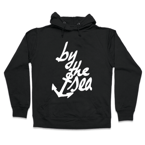 By The Sea Hooded Sweatshirt