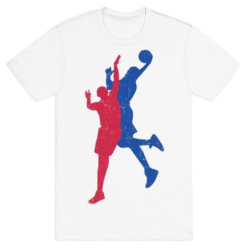 Deandre Dunk (Shirt) Mens T-Shirt