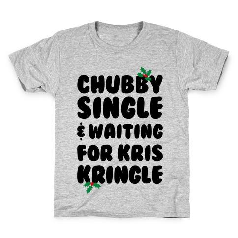 Chubby Christmas Kids T-Shirt