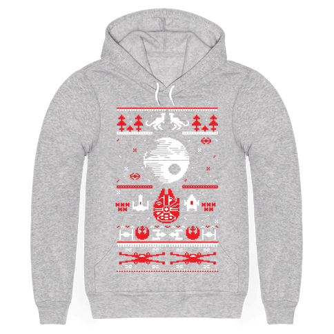 Scifi Christmas Sweater