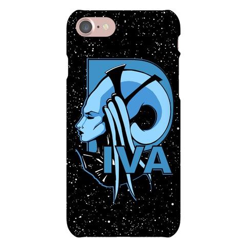 Diva Phone Case