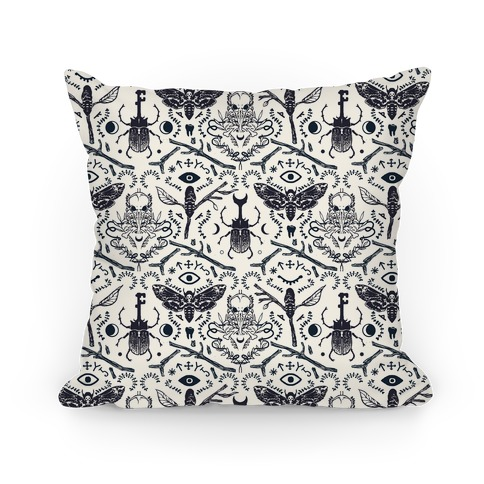 Occult Musings Pillow