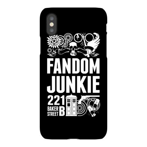 Fandom Junkie Phone Case